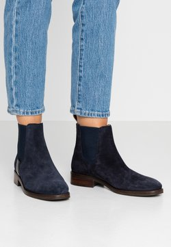 GANT - Ankle Boot - dark blue