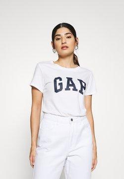 GAP Petite - TEE - Camiseta estampada - white