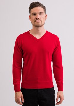 CASH-MERE - Pullover - rot