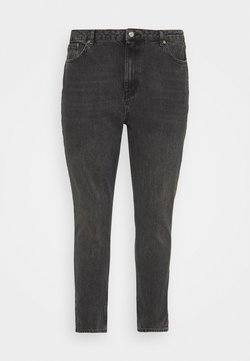 Topshop - MOM - Relaxed fit jeans - washed black