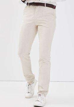 BONOBO Jeans - Pantalones chinos - ecru
