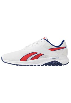 Reebok - LIQUIFECT 90 - Zapatillas de running neutras - white/red