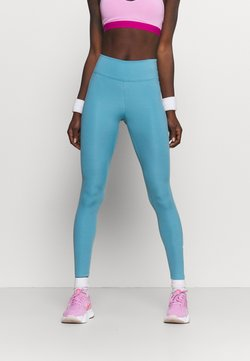 Nike Performance - ONE - Tights - cerulean/white
