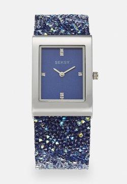 Seksy - Uhr - blue