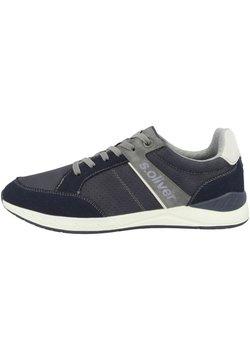s.Oliver - Sneaker low - navy
