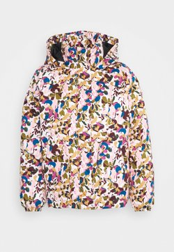 YAS - YASASPEN PADDED JACKET - Winterjacke - star white/aspen