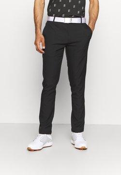 Puma Golf - TAILORED JACKPOT PANT - Tygbyxor - black