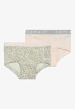 Name it - NMFHIPSTER 2 PACK - Shorty - barely pink