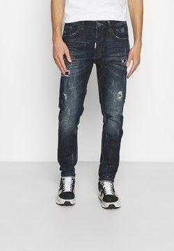 Alessandro Zavetti - LABELLI - Jeans Straight Leg - indigo