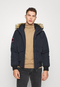 Superdry - EVEREST - Winterjacke - eclipse navy