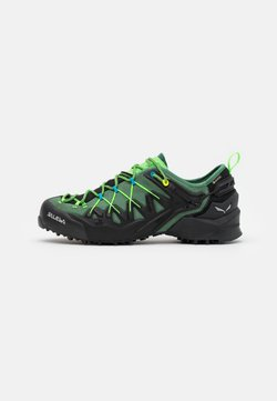 Salewa - MS WILDFIRE EDGE GTX - Scarpa da hiking - myrtle/fluo green
