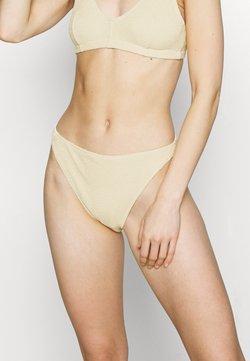 ARKET - Bikiniunderdel - yellow
