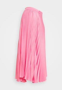 Glamorous Bloom - TYE DYE SKIRT - Falda plisada - candy pink