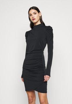 Vero Moda Tall - VMJAYDA DRESS - Jerseyjurk - black