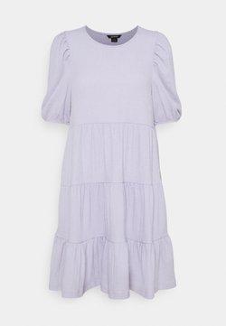 Monki - MI DRESS - Vapaa-ajan mekko - lilac purple dusty light