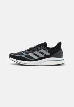 adidas Performance - SUPERNOVA +  - Zapatillas de running neutras - core black/silver metallic/blue