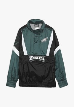 Outerstuff - NFL PHILADELPHIA EAGLES  - Windbreaker - sport teal/black