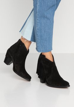 Kanna - SUVA - Ankle Boot - black