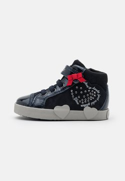 Geox - KILWI GIRL - Baskets montantes - dark navy