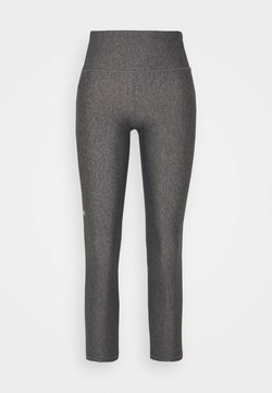Under Armour - ANKLE LEG - Tights - charcoal light heather
