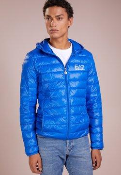 EA7 Emporio Armani - JACKET - Daunenjacke - royal blue