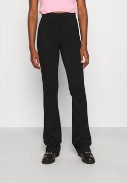 ONLY Tall - ONLELORAVIKA FLARE PANT - Broek - black