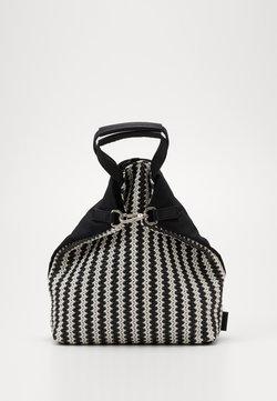 Jost - REDI X CHANGE BAG XS - Reppu - black/white