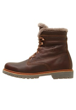 Panama Jack - AVIATOR IGLOO - Bottines à lacets - chestnut