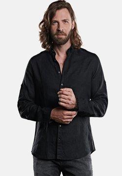 Emilio Adani - UNI - Businesshemd - schwarz