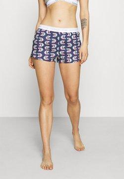 Calvin Klein Underwear - SLEEP SHORT - Nachtwäsche Hose - seashore blue
