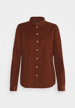 Marc O'Polo - Hemdbluse - chestnut brown