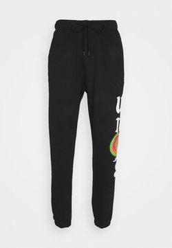 Jordan - WHY NOT PANT - Jogginghose - black/white