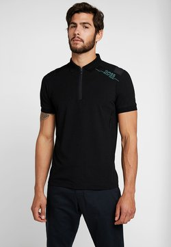 BOSS - PHILIX  - Funktionsshirt - black