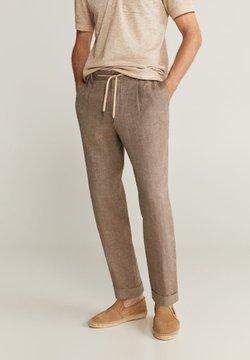 Mango - OCTOPUS - Pantalones - braun