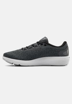 Under Armour - CHARGED PURSUIT  TWIST - Trail hardloopschoenen - pitch gray