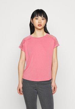ONLY Petite - ONLFFREE - Camiseta básica - baroque rose
