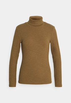 ONLY Tall - ONLJOANNA ROLLNECK - Longsleeve - toasted coconut