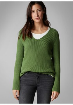 Marc O'Polo - Strickpullover - green