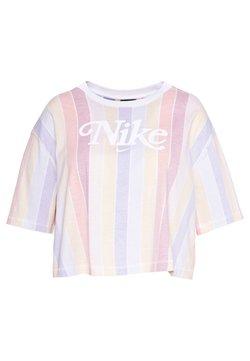 Nike Sportswear - PLUS - T-Shirt print - white
