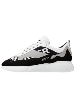 Mercer Amsterdam - Sneaker low - black/white