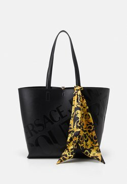 Versace Jeans Couture - THELMA BAG SET - Shopping bag - nero