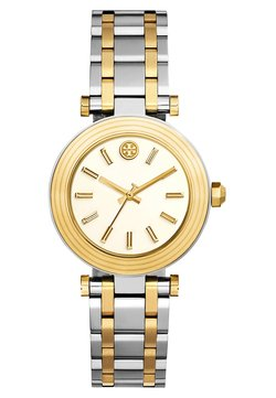 Tory Burch - THE CLASSIC - Montre - gold-coloured/silver-coloured