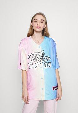 FUBU - VARSITY GRADIENT BASEBALL - T-Shirt print - multicolor