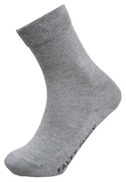 FALKE - FAMILY - Sokken - light grey melange