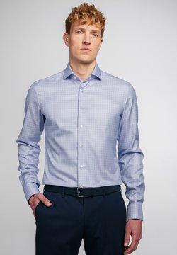 Eterna - Businesshemd - blau/weiß