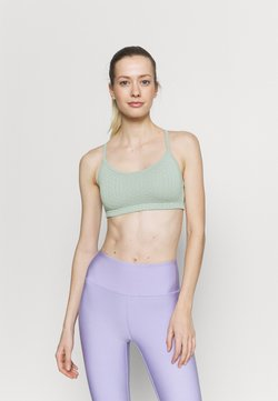 Cotton On Body - WORKOUT YOGA CROP - Sport-BH mit leichter Stützkraft - mint