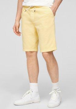 s.Oliver - Jogginghose - yellow