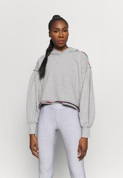 Free People - WANDERING SOUL REVERSIBLE - Sweatshirt - heather grey