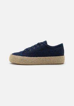 Anna Field - Sznurowane obuwie sportowe - dark blue