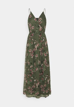 Vero Moda - VMWONDA WRAP DRESS - Maxi-jurk - kalamata